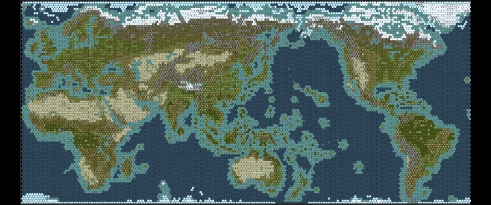 Yet (not) Another Earth Maps Pack